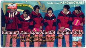 Episode #129 - Running Winter Olympics - My Running Man (MyRM)