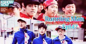Episode #147 - Flower Boy Athletic Tournament - My Running Man (MyRM)