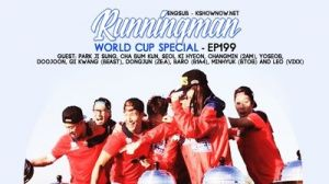 Episode #199 - Running Man Goes To Asian Dream Cup 2014 - My Running