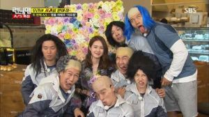 Episode #295 - I Am Sorry, I Love You Special - Running Man
